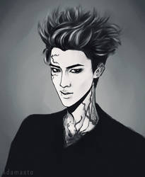 Sehun - EXO-K 4 by AdamaSto