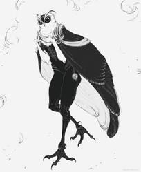 Mr.Owl by AdamaSto