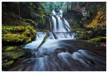 Fairy Falls by SvenMueller