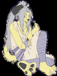 Stevie Musashi -- Fan Art by RenaInnocenti