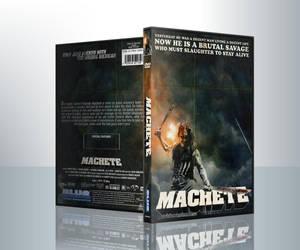 Machete DVD Cover by phelpster