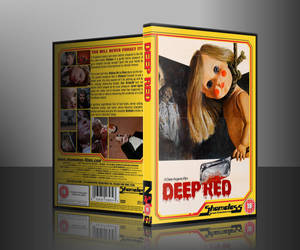 Deep Red Shameless Cover by phelpster
