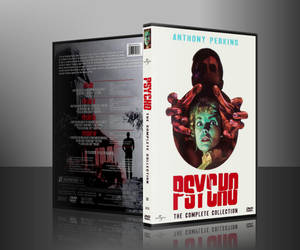Psycho Collection DVD by phelpster