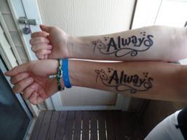 Always Tattoos ~ by DoktorJK