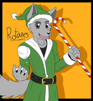 Christmas Request - Rotanes by shadyever