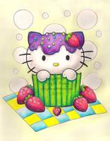 Hello Cupcake by scerrycherry