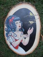 Snow White by scerrycherry