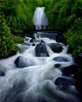 Enchanted Falls by justinblackphotos