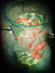::Fish Bowl:: by InkStarRosie
