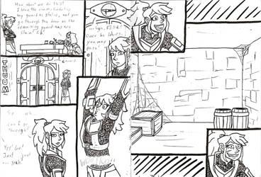 Welcome to Daemonheim! -- Pt 1: Brrr! Floor2-33/34 by Jonnyboy647