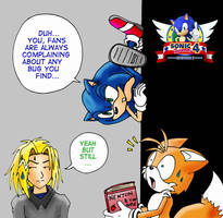 Sonic 4, physic troubles by RaianOnzika