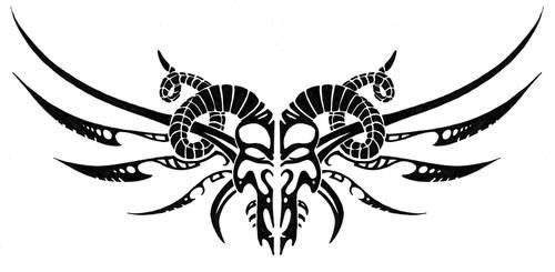 BeastMan Tribal by Palaila