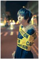 Caution by kyykun