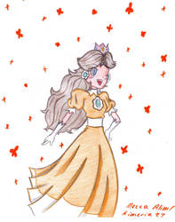 Winkin', happy Daisy by Kimeria87