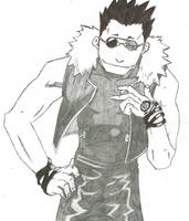Greed - Because I Can by Crazy-Drawing-Writer