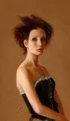 Noble Lady - Wild Hair by Velena-Gorosama