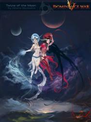 DW V Twins of the Moon by Velena-Gorosama