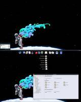 Desktop: Somatic Moon by OatsAndEggs