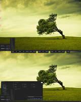Desktop: Lakrits + Tango by OatsAndEggs