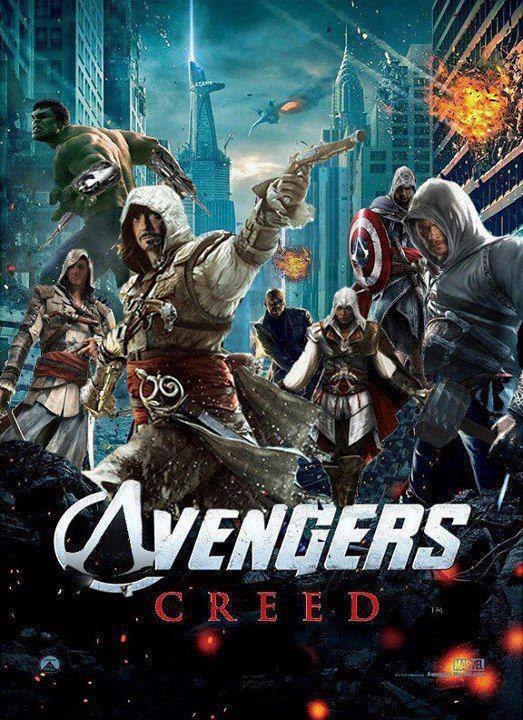 assassin s asemble by legendary warriors on deviantart