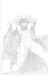 Batman by Mobys