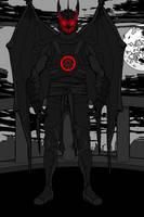 The Jersey Devil by ProwlerKnight