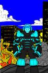 Reddit found a supersuit by ProwlerKnight