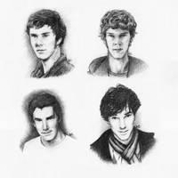Benedict Cumberbaaaatch by Ashqtara