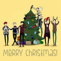 Merry Christmas! by Ashqtara