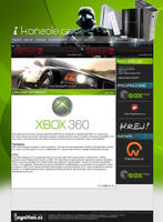 iKonzole.cz - Beta - XBOX 360 by Ingnition