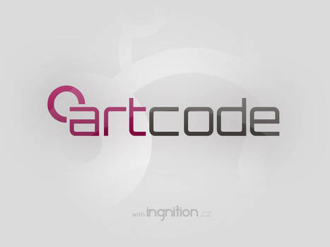 artcode.cz logo by Ingnition