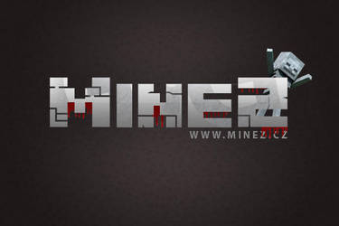 MineZ.cz logo - Minecraft by Ingnition