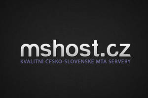 MSHost.cz logo by Ingnition