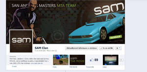 sam-clan.eu - FB page by Ingnition