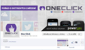 One Click - FB page by Ingnition
