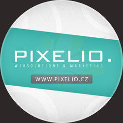 PIXELIO. - Samolepka / Sticker by Ingnition
