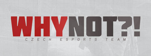 WhyNot?! esports team logo by Ingnition