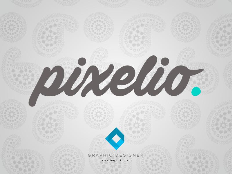 pixelio.cz logo v2 by Ingnition