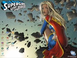Lost Daughter Of Krypton by dedcurent