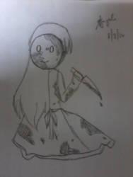 random character #2 by RondineYamamoto