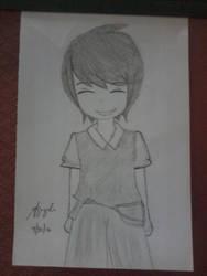 smile by RondineYamamoto