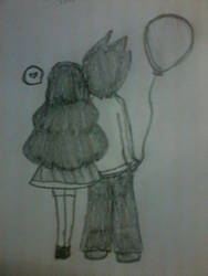 lovers by RondineYamamoto