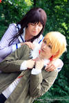 Noragami | Hiyori and Yukine | I by Wings-chan