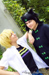 Miraculous Ladybug | Adrien and Plagg |I by Wings-chan