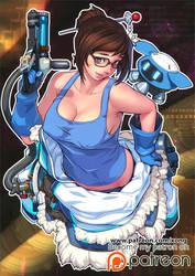 Mei Overwatch by xong