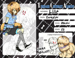 R-OA: Lilie by Dacachi