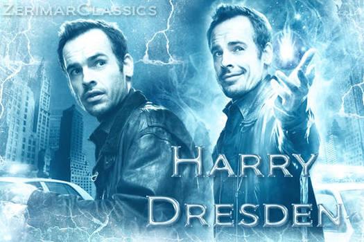 Harry Dresden by ZerimarClassics