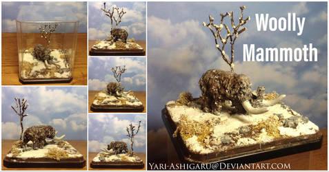 Woolly Mammoth Diorama by Yari-Ashigaru