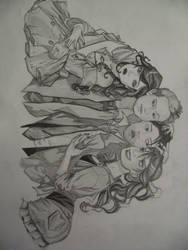 destiel by IraNyaaasha