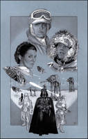 ESB 30th Anniversary Poster by MJasonReed